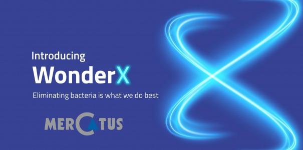 WONDER X Συσκευές Απολύμανσης! Νέα συνεργασία με την κατασκευάστρια εταιρεία Mercatus (Πορτογαλία)